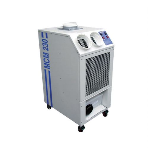 Broughton MCM230 7kw / 23000 btu Industrial High Output Portable Air Conditioning 110V/240V~50Hz